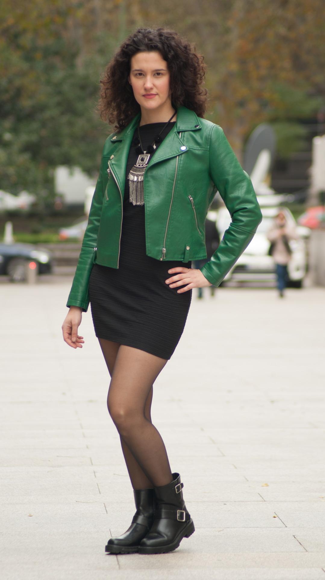 bajo costo precio bajo disponibilidad en el reino unido Mi chaqueta verde - Esther Ramos Personal Shopper