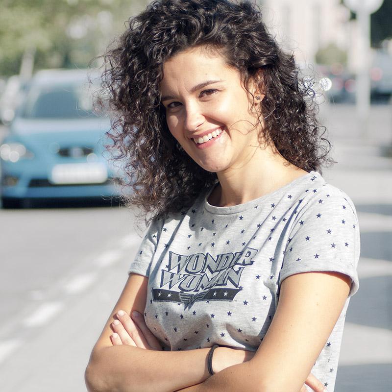 Esther Ramos - Asesora de Imagen